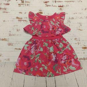 Tea Collection little girls summer dress. (20)